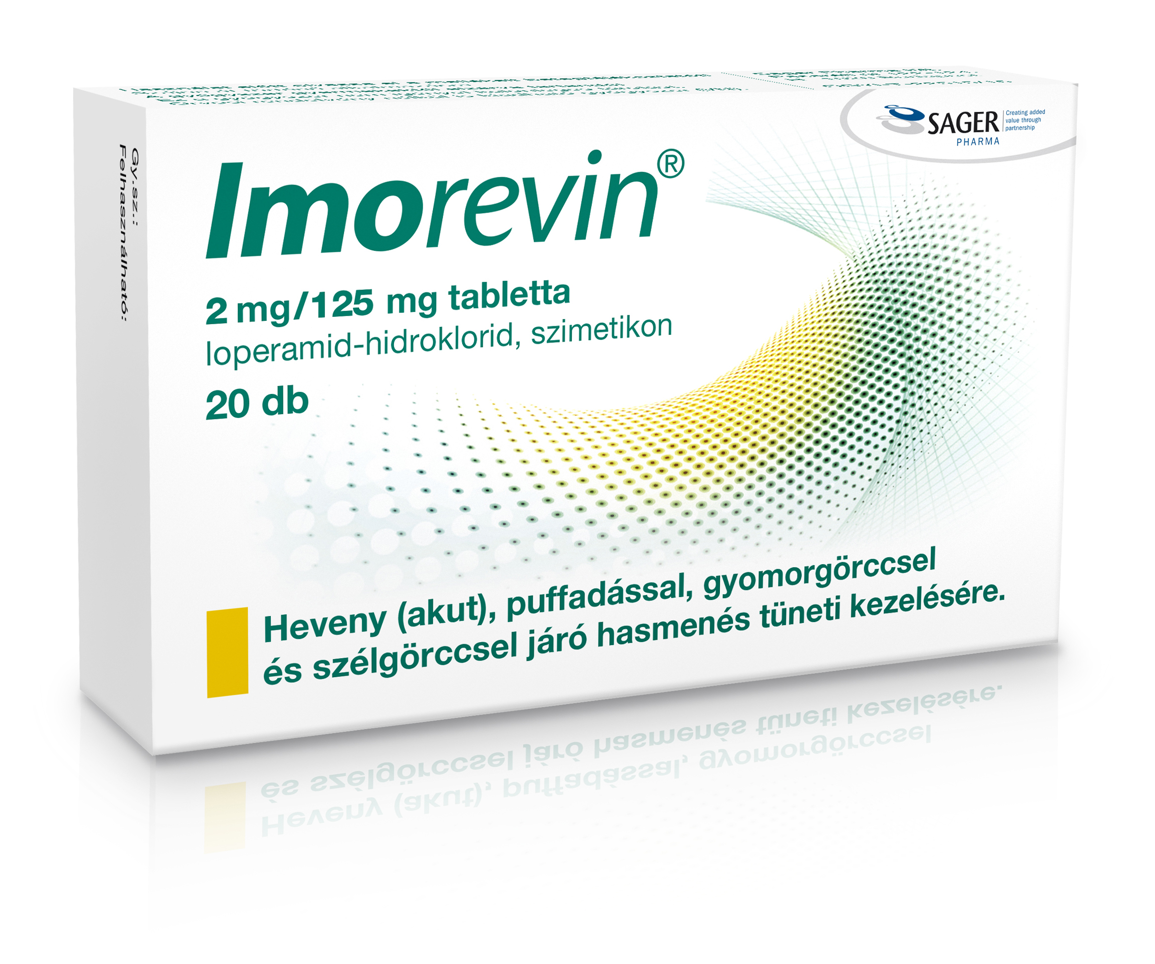 Imorevin 20x